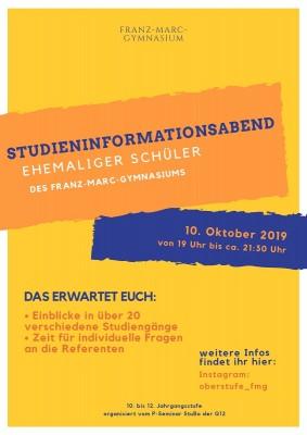 Studieninfoabend_Plakat