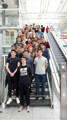 Schüleraustausch_2017_Gruppe