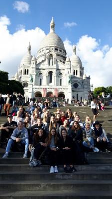 Studienfahrt nach Paris_2017_1