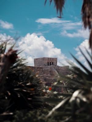 Maya-Ruine Tulum