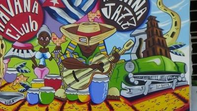 Kubanische Streetart