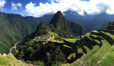Die Ruinenstadt Machu Picchu (Bildquelle: Unsplash.com)