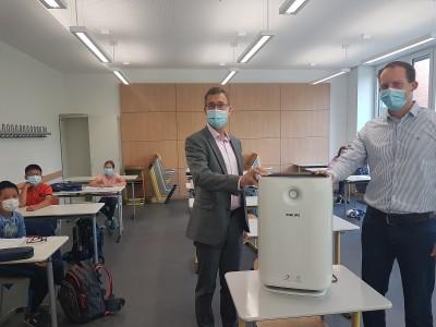 Luftreiniger_Sommerakademie