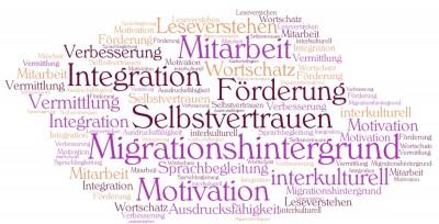 Sprachbegleitung-Wordle